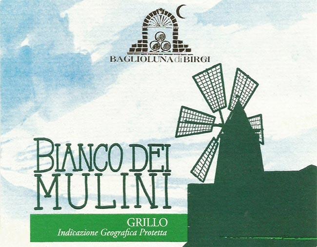"""""""Bianco dei Mulini"""" - L'etichetta"""