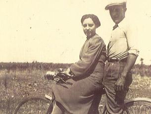 La Famiglia Di Pietra negli anni '30